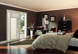 Brown Bedroom Ideas by New 20 Bedroom Wall Color Ideas With Brown Furniture Design
