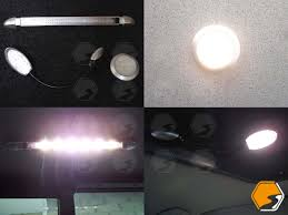 flexilight led light flexi light cervan parts uk