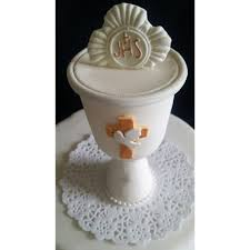 communion cake toppers communion chalice cake topper boy communion