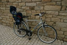 siege enfant vtt location vélo avec siège bébé arzon port navalo