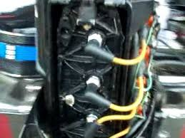 mercury 50 hp outboard with leaking fuel youtube