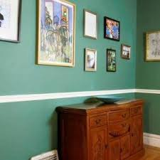 Two Tone Walls With Chair Rail Crown Molding Bedroom Chair Rail Ideas With Two Toned Colors