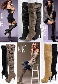 womens boots secret colin stuart the knee boots from secret fashion
