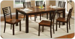 wooden table and chair set for wooden dining table sets