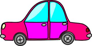car clipart pink car clipart clipartxtras