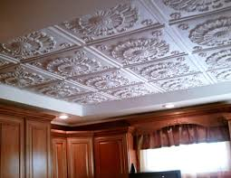 ceiling basement ceiling options awesome fiberglass ceiling