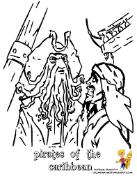 pirates caribbean coloring pages pirates caribbean free