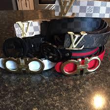 designer belts designer belts clothing shoes in clarksville tn offerup