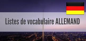 vocabulaire cuisine allemand fiches de vocabulaire allemand pdf fiches vocabulaire com