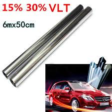 home design 15 30 30 6mx50cm lvt car auto window glass tint film tinting roll