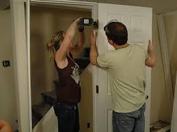 How To Install A Prehung Front Door How To Install A Pre Hung Door How Tos Diy