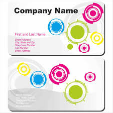 Business Card And Letterhead Design Template Business Card Templates For Adobe Illustrator Standard Business