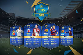 black friday fifa 16 fifa 16 liga bbva tots sees ronaldo upgraded to a 99 overall