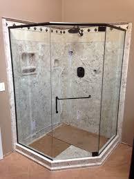 neo angle shower doors lightouse shower doors