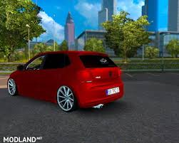 volkswagen polo modification parts volkswagen polo new edit mod for ets 2