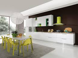contemporary kitchen laminate wooden island bella aran