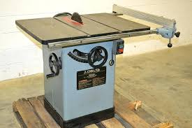 Table Saw Dust Collection by Delta Unisaw Table Saw Dust Collection Woodworking Tools Used In
