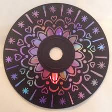 cd art scratch art plays and cd art