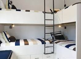 Modern Bunk Beds For Boys Nautical Bunk Beds Jpg