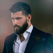 curly hair combover 2015 22 cool beards and hairstyles for men
