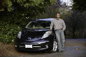 nissan leaf tax credit nissan delivers 75 000th all electric leaf in the u s to oregon