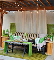 ways to design a cozy patio on a budget