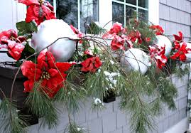 Christmas Decorations For Window Boxes by Holiday Home Tour The Lilypad Cottage