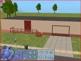 mod the sims nightlife garage on a split level home half