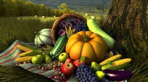 thanksgiving day 3d screensaver