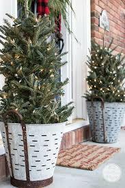 25 unique porch christmas tree ideas on pinterest christmas