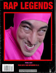 Meme Pink - pink guy the rap legend filthy frank know your meme