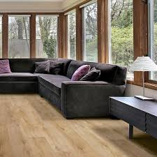 Black Wood Effect Laminate Flooring Vitality Deluxe Natural Varnished Oak Laminate Laminate