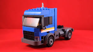 build your own kenworth truck custom lego vehicle truck instructions in description below