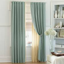 Blue Bedroom Curtains Ideas Ways To Use Sheer Curtains And Valences