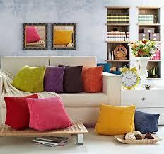 canapé coussins triangulaire dossier coussin pour canapé coussins pour lit épais