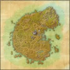 Stonefalls Ce Treasure Map Maps Of The Elder Scrolls Online Exploring The Elder Scrolls