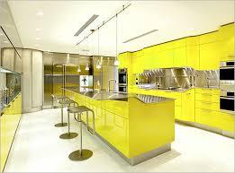 Yellow Kitchen Cabinets - kitchen design yellow homes abc
