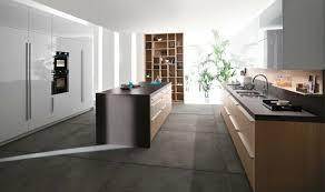 cuisine avec carrelage gris carrelage gris mural et de sol 55 idées intérieur et extérieur