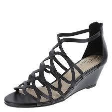 dexflex comfort viola women u0027s low wedge sandal payless