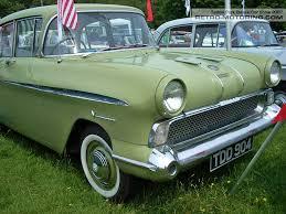 1957 vauxhall victor tdd904 tatton park classic car show 2007
