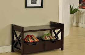 bench popular small entry bench with shoe storage fascinate