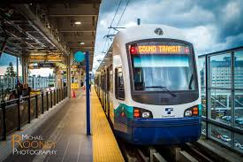 seatac light rail station sound transit michael rooney photography