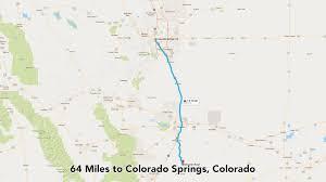 Map Of Colorado Springs Co by 35 Acre Ranch With Power U0026 Mountain Views In Colorado
