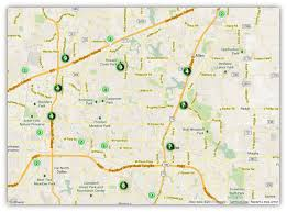 map plano electric vehicles plano tx official website