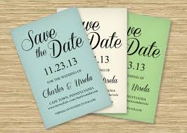 Online Save The Dates Email Invites Template Best Template Collection