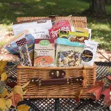 fall gift basket ideas gluten free gift baskets for sale mildred s