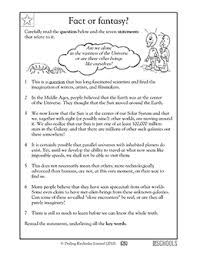 3rd grade reading writing worksheets reading comprehension