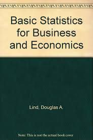 basic statistics for business and economics douglas a lind