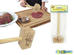 marteau cuisine marteau cuisine en bois à viande set 2 pz amazon fr cuisine