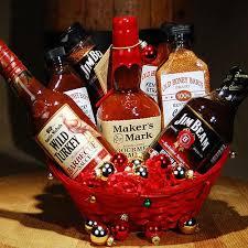 bbq gift basket tasteofbourbon bourbon gift baskets for all occasions bourbon